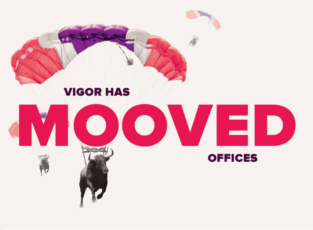 New offices for the Vigor team