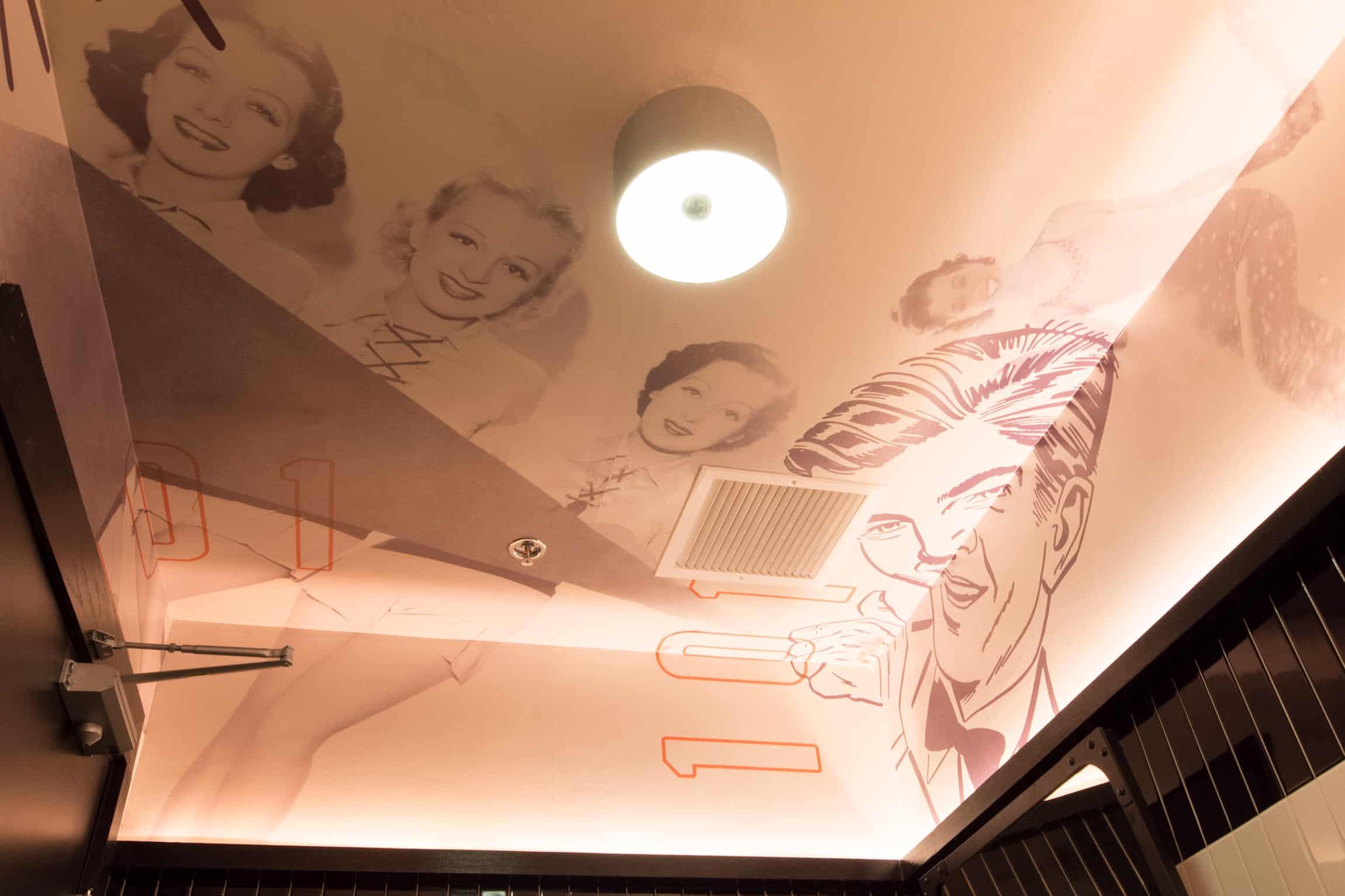 101 Delibar restaurant concept development and branding interior design elements