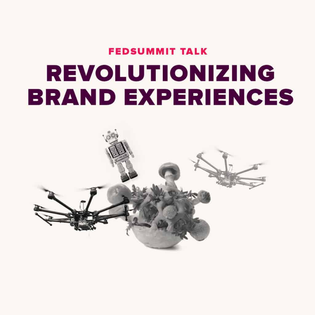 Revolutionizing the restaurant brand experience - Joseph's FED talk