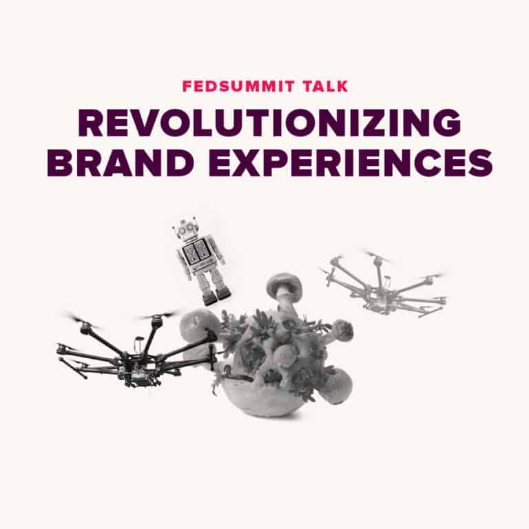 Revolutionizing the restaurant brand experience - Joseph's FED talk