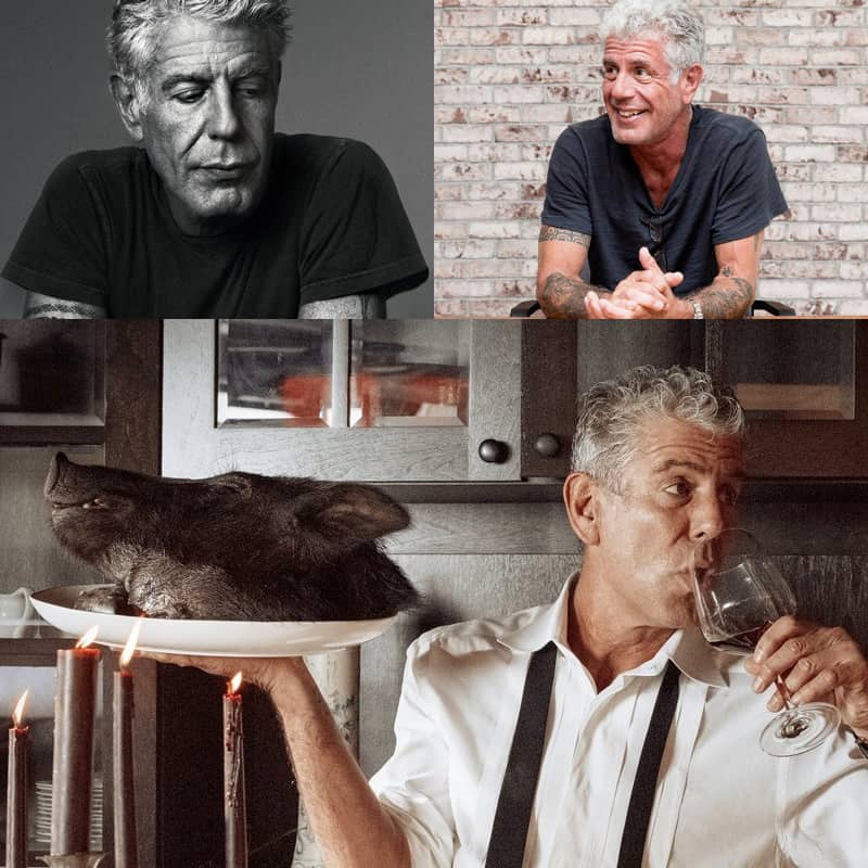 Anthony Bourdain RIP