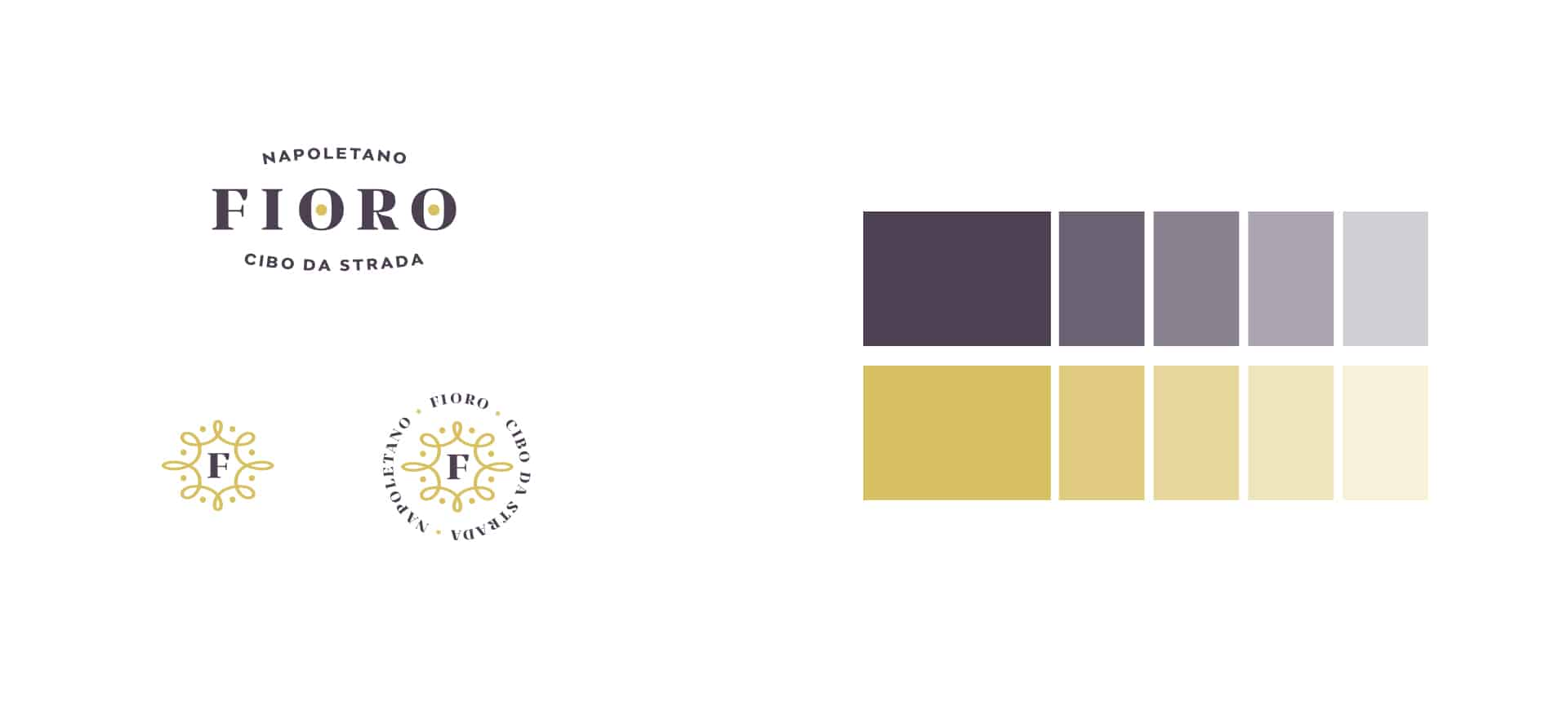 Fioro italian fast casual restaurant concept development and branding brand standards