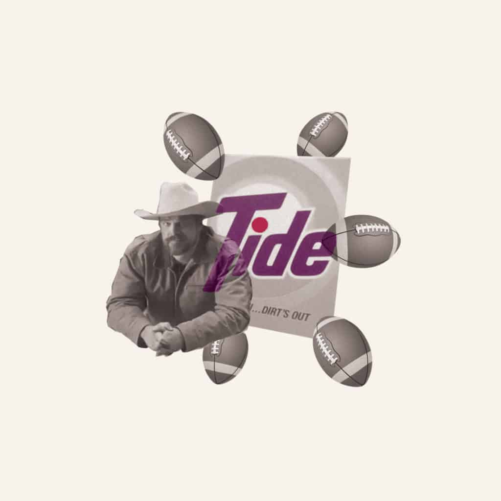 Tide Ad wins the SuperBowl ad game