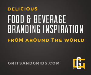 Grits & Grids - inspiration for restaurant branding