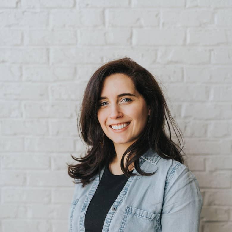Natalie Suarez, designer, copywriter