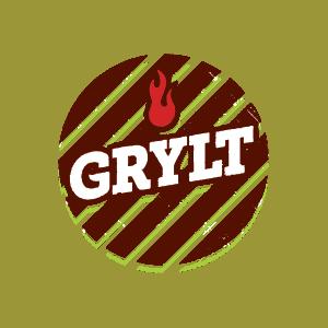 Grylt healthy QSR brand identity design
