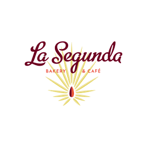 La Segunda bakery and cafe brand identity design