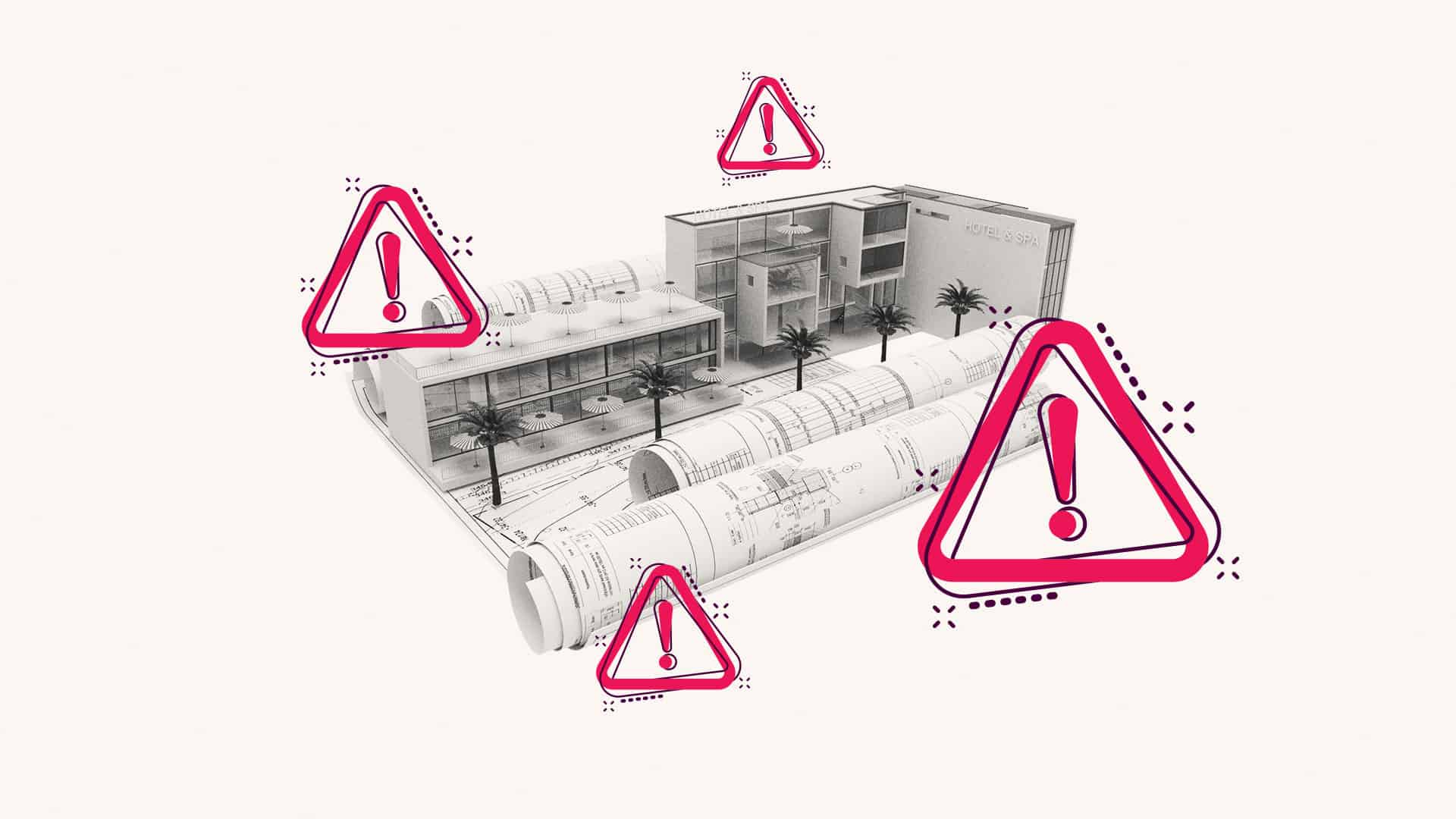 Errors in building hotel brand toolkits and playbooks