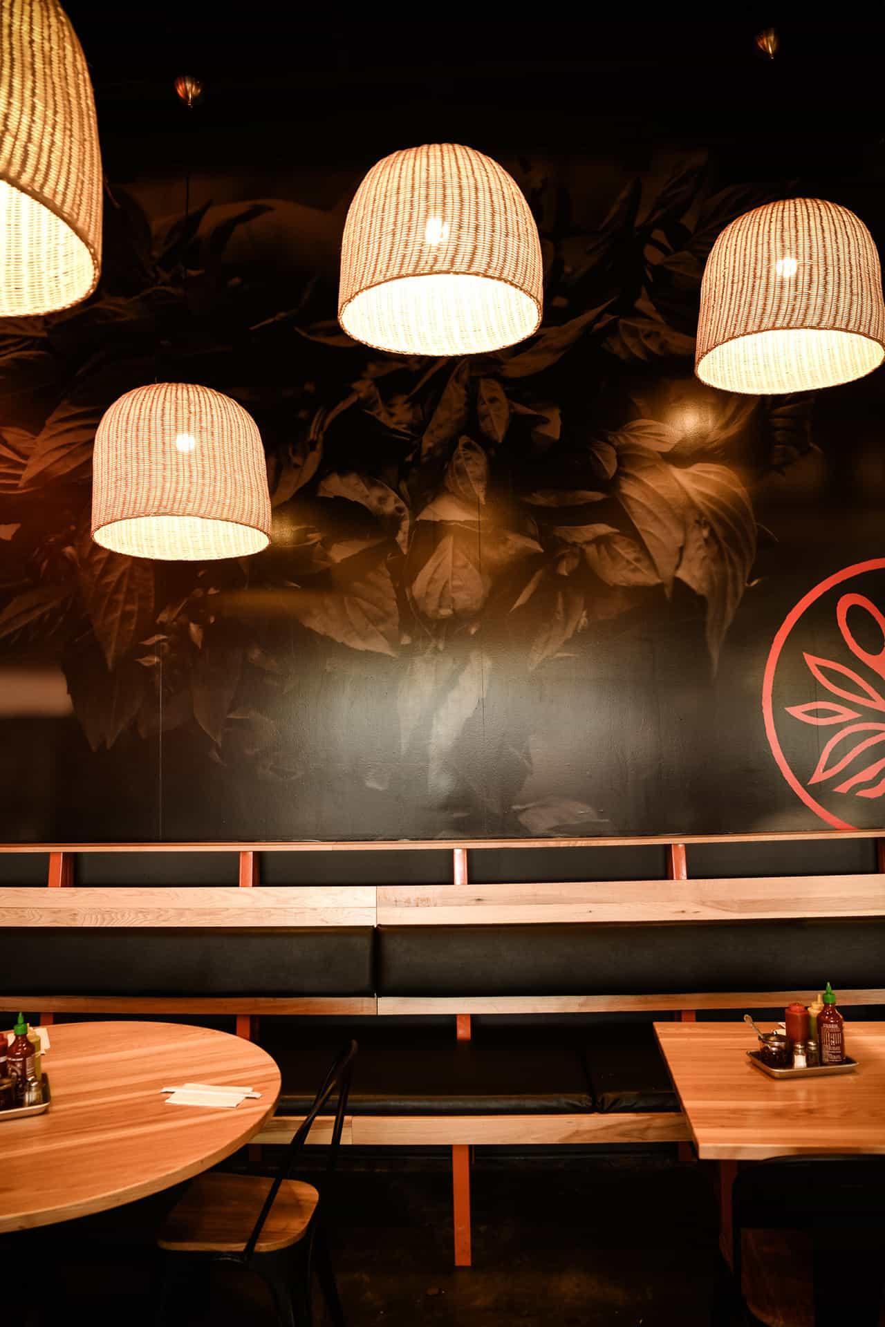 Vietvana - vietnamese full service restaurant interior design