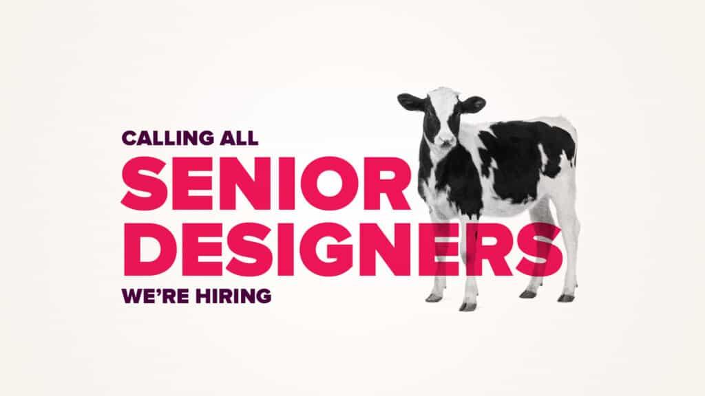 Senior Designer for restaurant branding