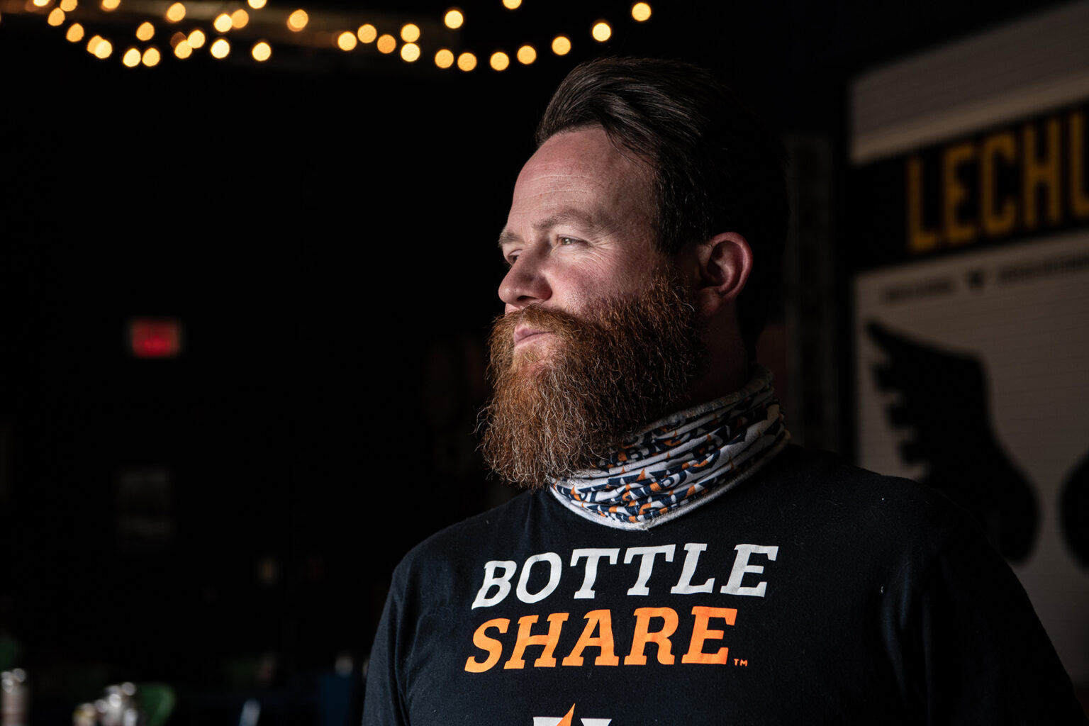 BottleShare craft beer nonprofit branding
